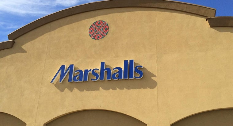 Where Can You Find the Online Store Locater for Marshall's?