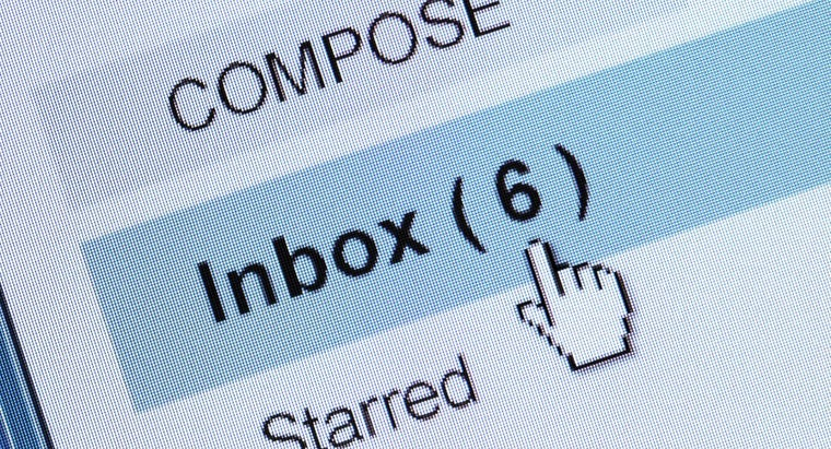 Where Can You Find Out Which Email Addresses Are Not Being Used?