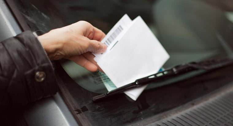 Can a Parking Ticket Be Paid Using PayPal?