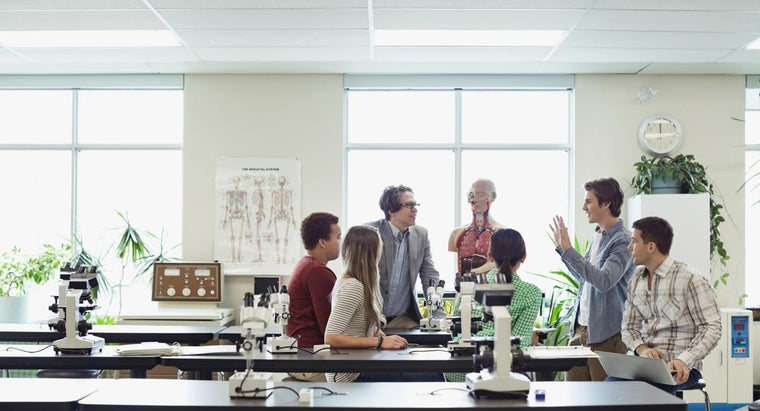 Where Can People Find the Educational Requirements for a High School Biology Teacher?