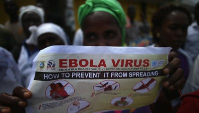 How Can People Protect Themselves From the Ebola Virus Disease?