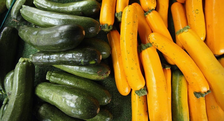 Where Can You Find Photos of Different Squash Varieties?
