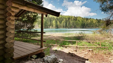 Where Can You Find Plans for Building a Log Cabin?