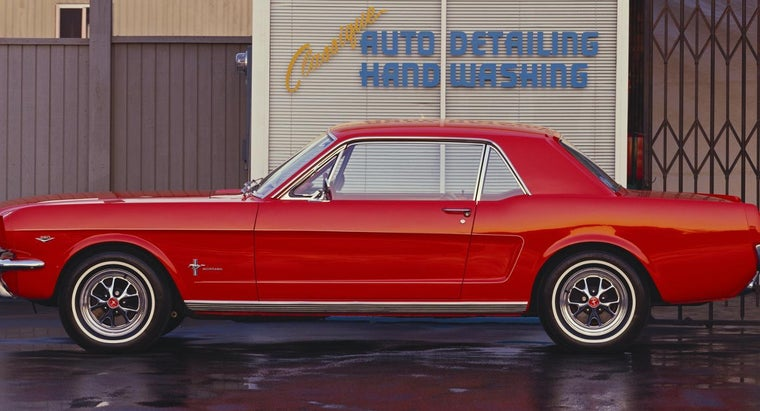 Where Can I Find the Price of This Year's Mustang?