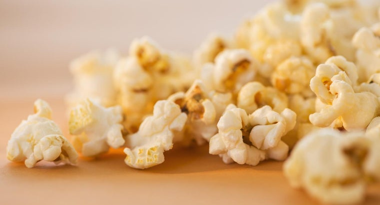 Where Can You Find Some Recipes for Flavored Popcorn?