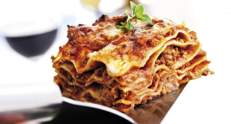 Where Can You Find Recipes for Making Lasagna With Ricotta Cheese?