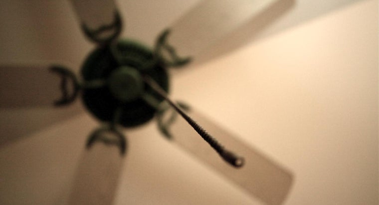 Can You Replace a New Pull Chain on a Ceiling Fan That Broke Inside the Fan?