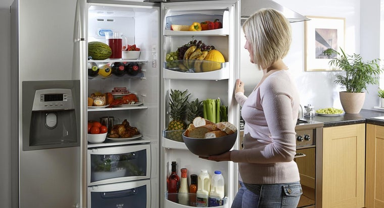 Where Can Replacement Parts Be Purchased for an RCA Refrigerator?