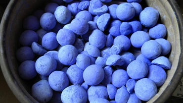 Where Can You Find Samples of the Color Indigo?