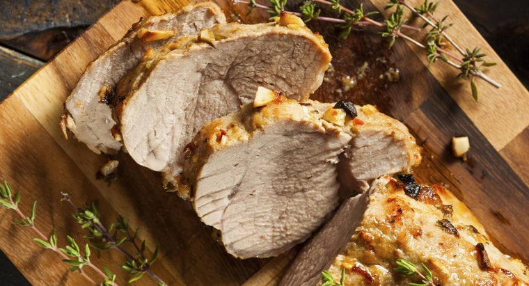 Where Can You Find Sauce Recipes for Roasted Pork Tenderloin?