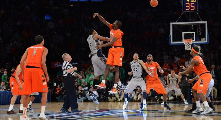 Where Can You Find the Schedule for the Syracuse Basketball Team?