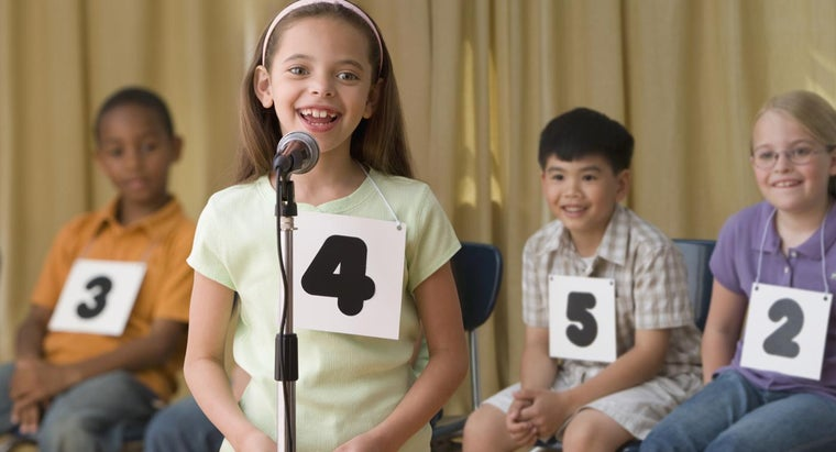 Where Can You Find the Scripps Spelling Bee Word List for Past Years?