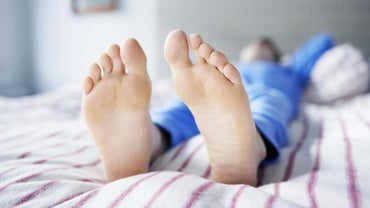 Can You Get Shingles on Your Feet?
