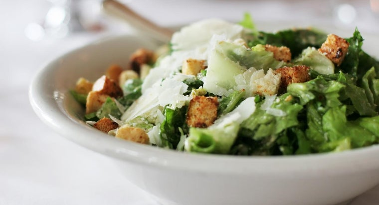 Where Can You Find Simple Caesar Salad Recipes?
