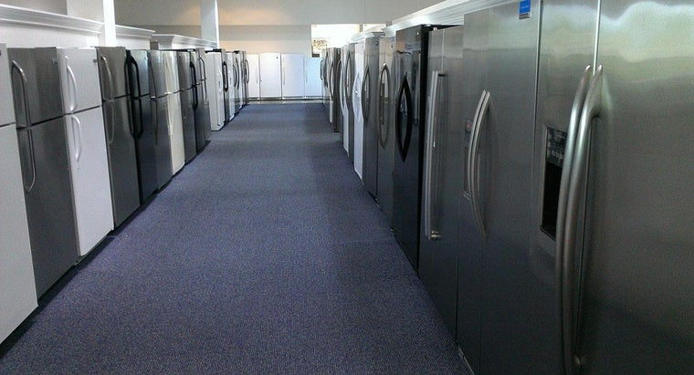 Where Can Slightly Damaged Appliances Be Purchased at a Discount?