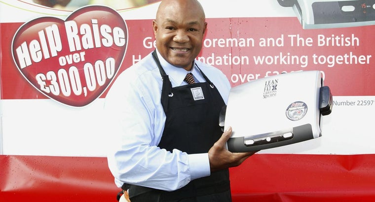Where Can Someone Buy a George Foreman Grill?
