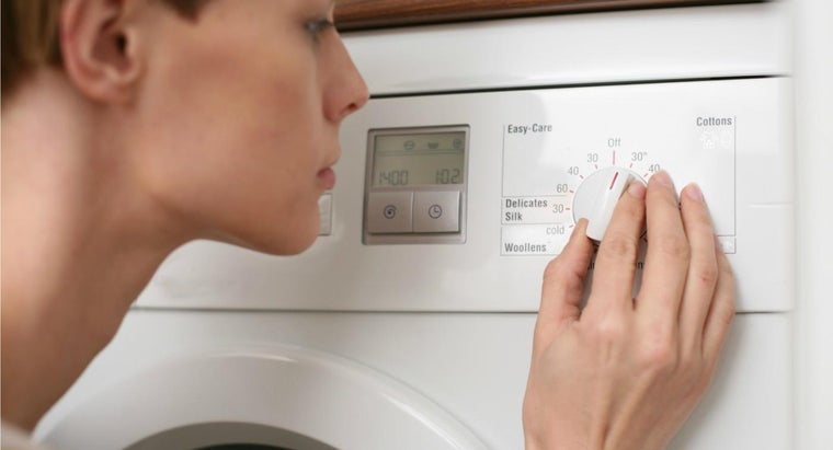 How Can You Steam Clean in a Washing Machine?