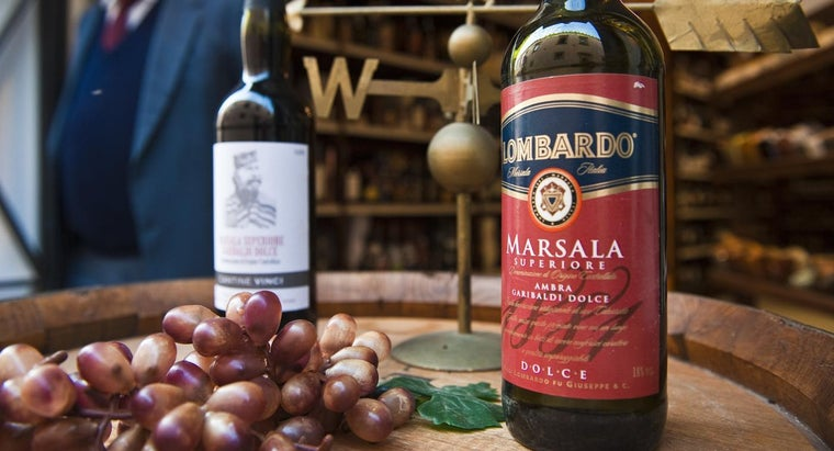 What Can You Substitute for Marsala Wine in a Recipe?