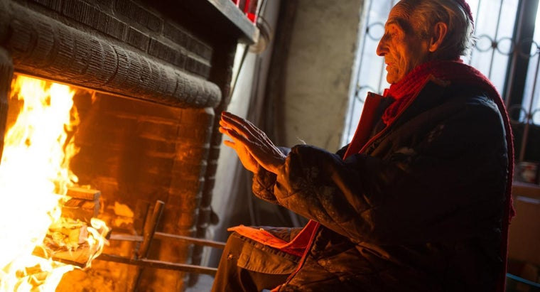 How Can I Tell If the Fireplace Flue Is Open?