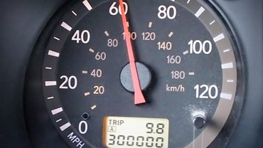 How Can You Tell How Many Miles a Car Has Gone?