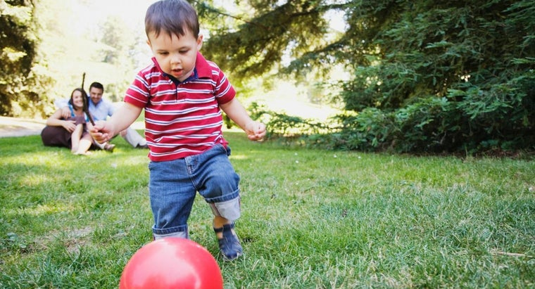Can a Toddler Get Too Much Exercise?
