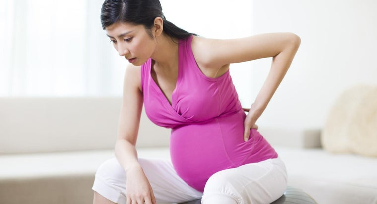How Can You Treat Sciatic Nerve Pain When You're Pregnant?