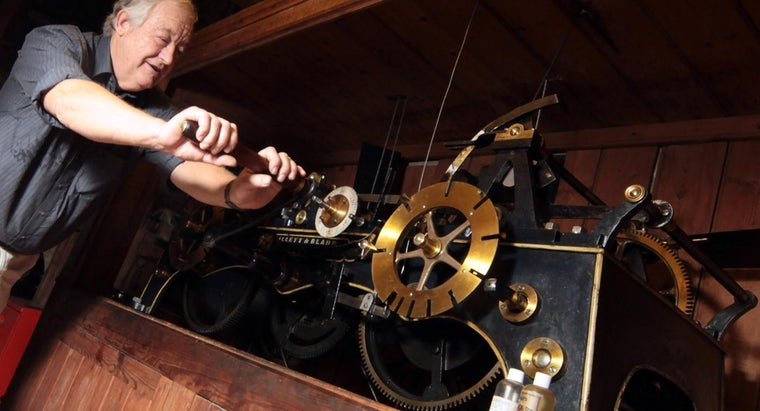 Can You Unwind an Over-Wound Clock?