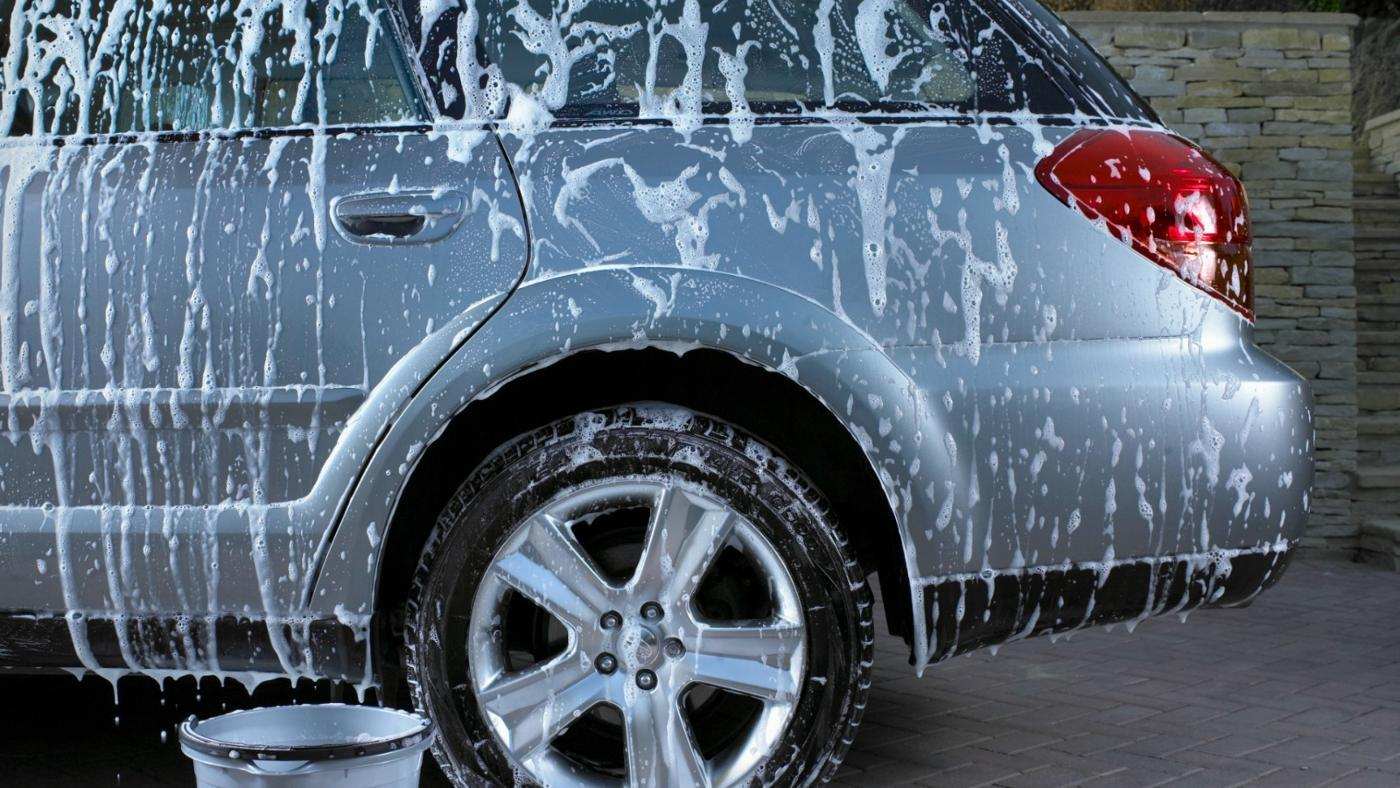 Can I Use Dishwasher Soap to Wash My Car?