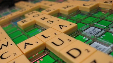 Can You Use the Same Word Twice in a Single Game of Scrabble?