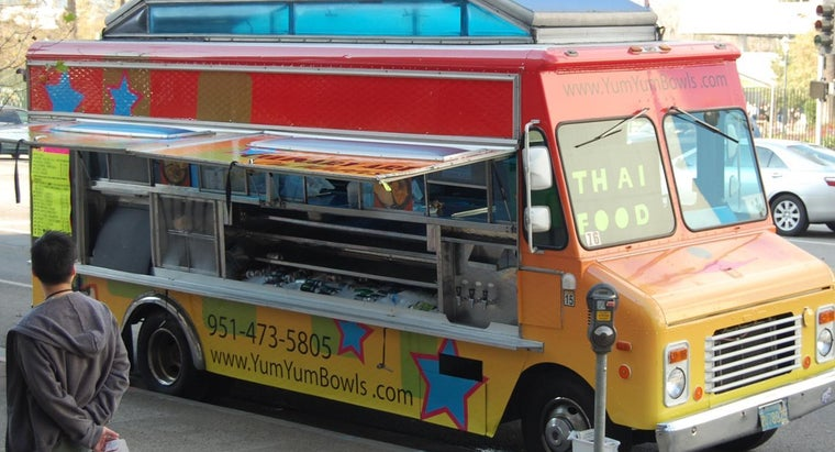 Where Can You Find Used Food Trucks for Sale?