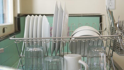 How Can I Wash a Dish Drainer?