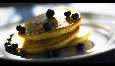Can Water Be Added to Regular Cake Mix to Make Pancakes?