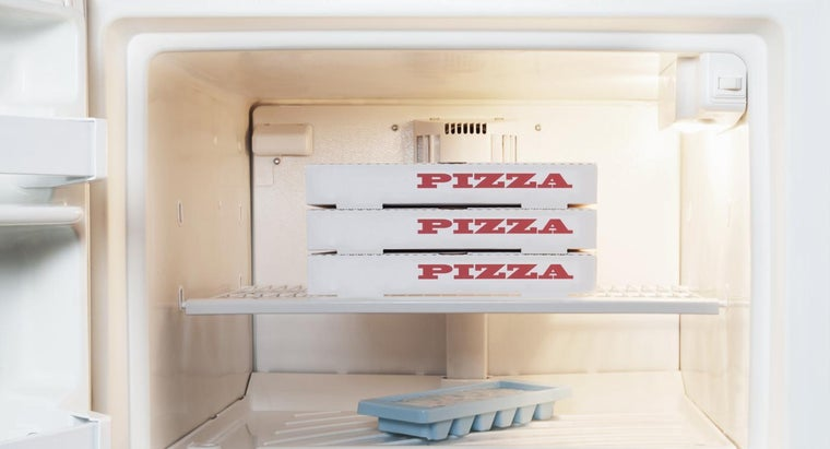 Is It Safe to Freeze Delivery Pizza?