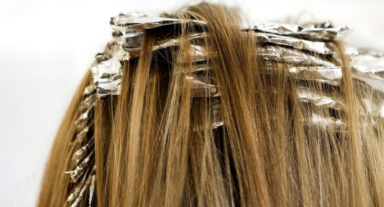 Can You Use Aluminum Foil to Color Hair?