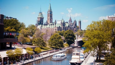 Where Does the Canadian Federal Government Meet?