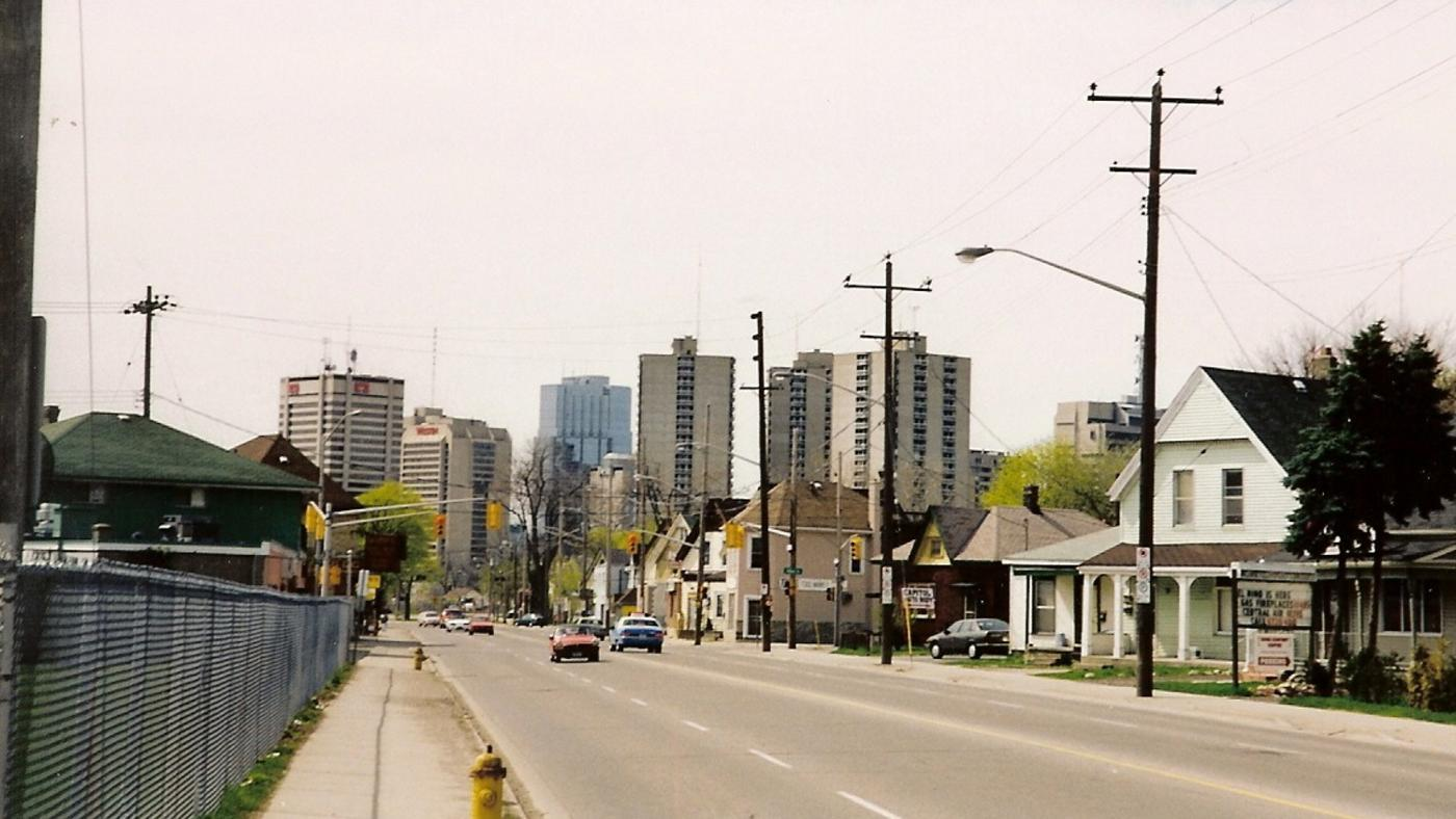 In Which Canadian Province Is London Located?