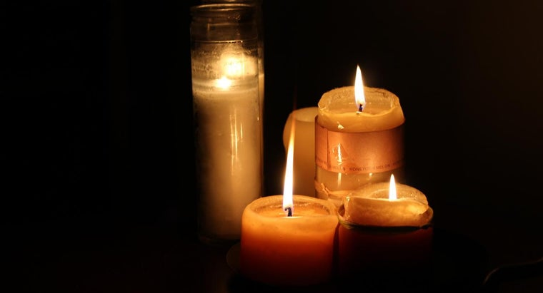 Why Do Candles Burn?