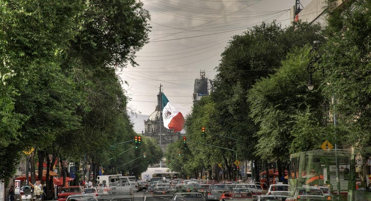 What Is the Capital of Mexico?