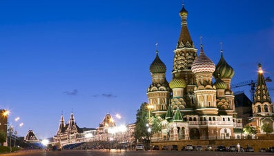 What Is the Capital of Russia?