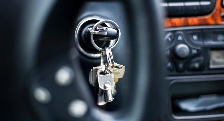 How Do You Get a Car Key Out of an Ignition When It's Stuck?