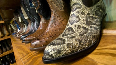 How Do You Care for Snake Skin Boots?