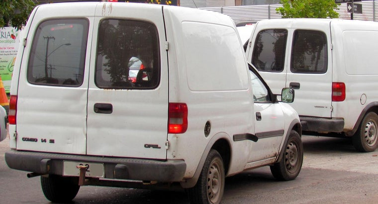 What Are Cargo Van Drivers?