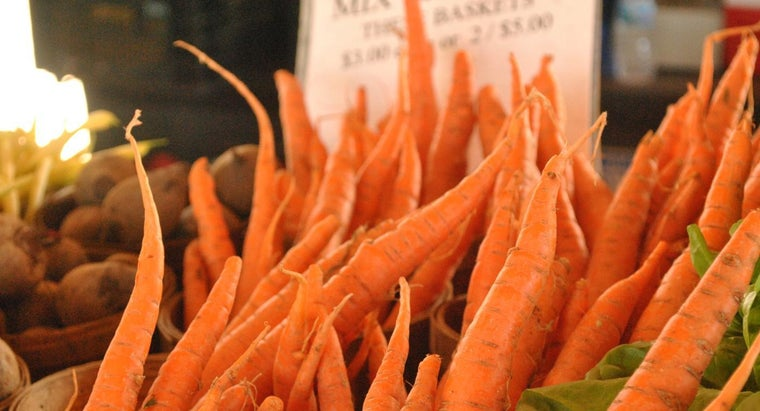 Are Carrots Fattening?