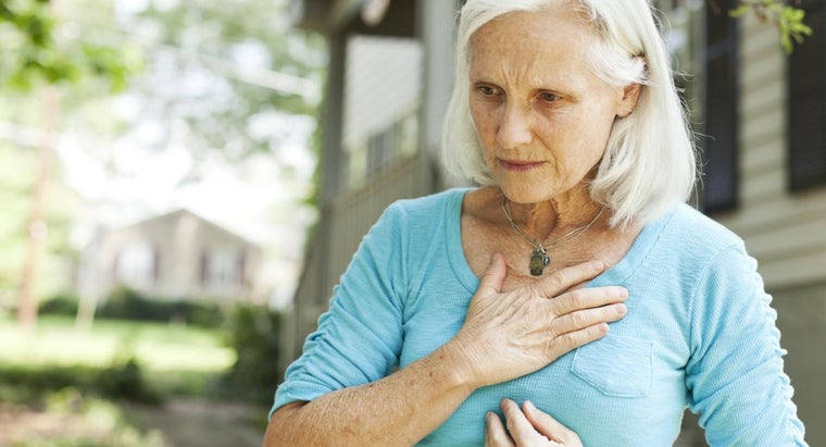 What Causes Chest Pain in the Middle of the Chest?