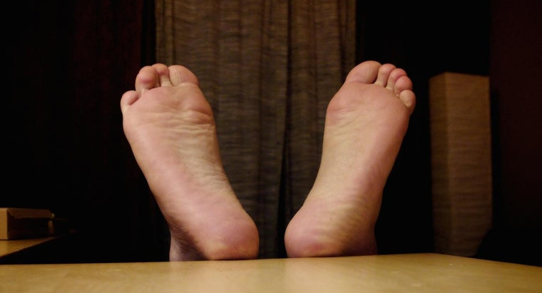 What Causes Corns on Feet?