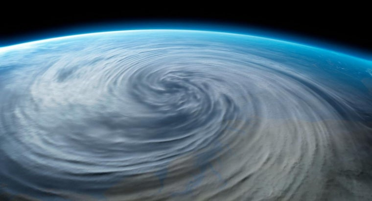 What Causes a Cyclone?