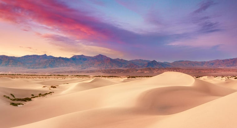What Causes Deserts?