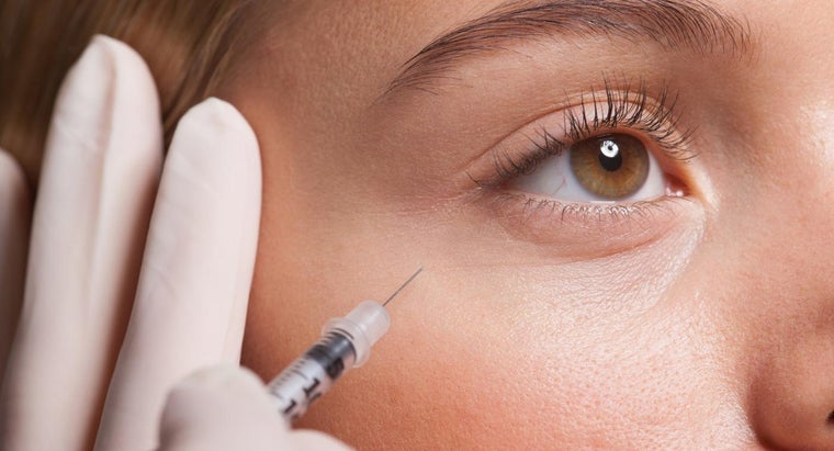 What Causes Eyelid-Drooping After Botox?