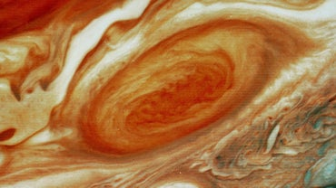 What Causes the Giant Red Spot on Jupiter?