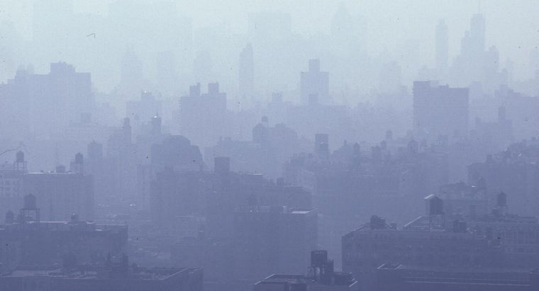 What Causes Greenhouse Gases?